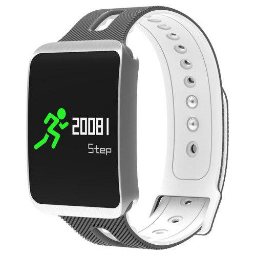 Tft Color Screen Calorie Exercise Bracelet Heart Rate Monitor Blood Pressure Intelligent Oxygen For Phone