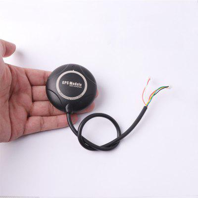 M8N GPS Module with Compass / APM Flight Controller Port / 3M Sticker for RC Drone