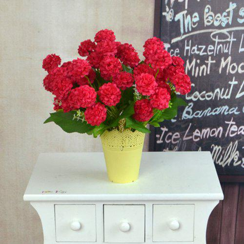 Artificial Silk Flowers Bright Color Chrysanthemum Home Decor - Which-artificial-flower-colors-are-good-for-a-home