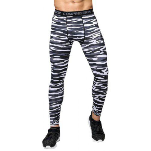 a73cd5695395d Men's Running Tights Gym Leggings Quick Dry Breathable Sweat Wicking Tights  Bottoms Exercise Fitness RunningTight Pants | Gearbest