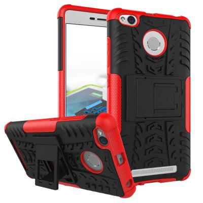 Per Xiaomi Redmi 3 / 3S / 3 Pro Cover Case Hybrid Rugged Heavy Duty Hard con cavalletto