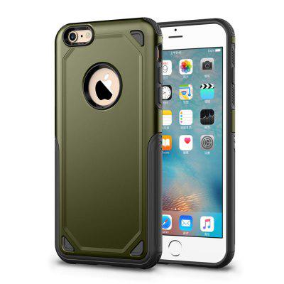 Armadura Híbrida de Impacto para iPhone 6 / 6s Hard Protect Cover Strong