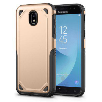 Impact Hybrid Armor voor Samsung Galaxy J7 2017 / J730 Europese versie Hard Protect Cover Strong