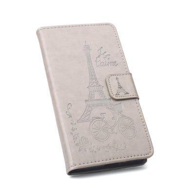 Phone Case for Asus Zenfone 4 ZE554KL Case Leather Luxury Wallet FLip Card Slots Holder Stand Cover