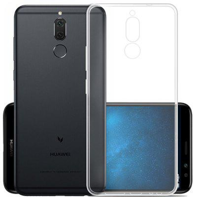 Ultra Thin Clear Transparente Soft TPU Back Case para Huawei Nova 2i