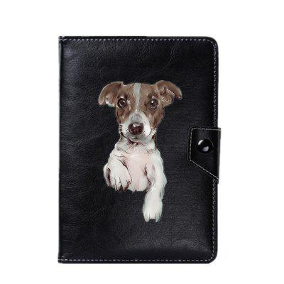 Universal Cartoon Dog Case for 6 / 7 / 7.9 / 8 / 9 / 10 / 10.1 inch case cover for goclever quantum 1010 lite 10 1 inch universal pu leather for new ipad 9 7 2017 cases center film pen kf492a