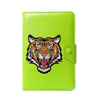 Фото Universal Cartoon Tiger Case for 6 / 7 / 7.9 / 8 / 9 / 10 / 10.1 inch new 7 inch