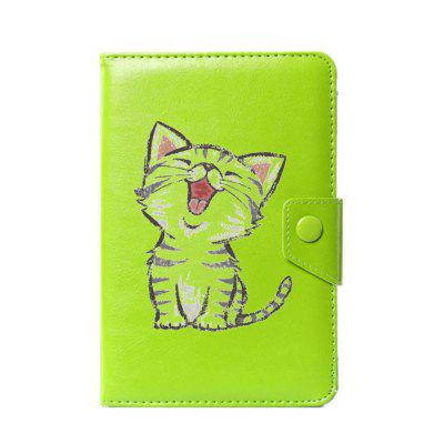 Фото Universal Cartoon Cat Case for 6 / 7 / 8 / 9 / 10 inch new 7 inch