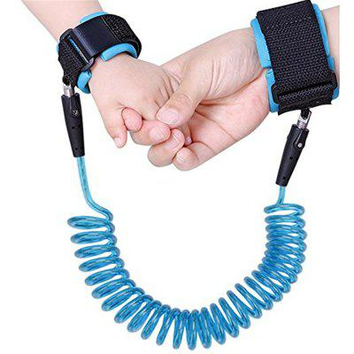Baby Child Anti Lost Segurança Wrist Link Harness Strap Rope Leash Walking Hand Belt Band Wristband for Toddlers