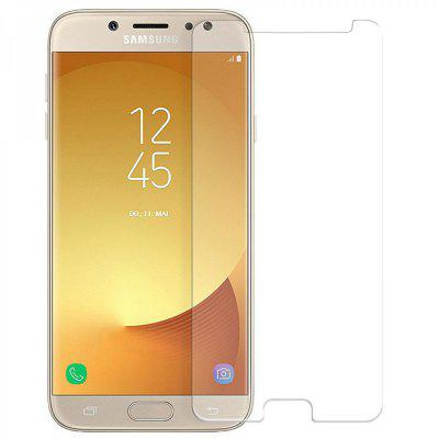 2 Pack 9H Hardnes Screen Protector HD Tempered Glass for Samsung Galaxy J730
