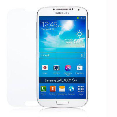 2 Pack 9H Hardnes Screen Protector HD Tempered Glass for Samsung Galaxy S4 I9500