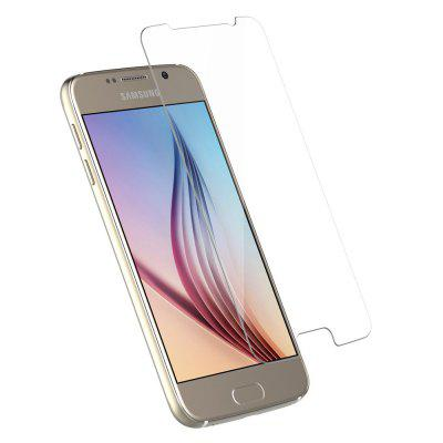 2 Pack 9H Hardnes Screen Protector HD Tempered Glass for Samsung Galaxy S6