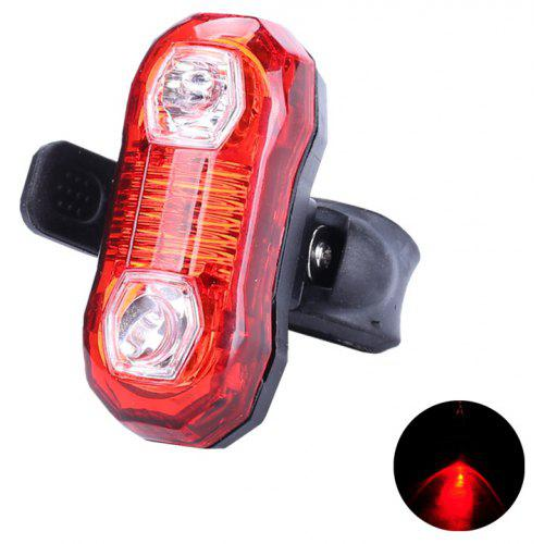 High Quality Bicycle LED Light Rear Tail Lamp Night Cycle Ride Safety Warning