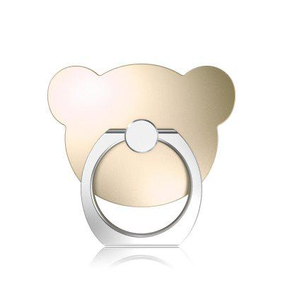 Bear 360 Degree Mobile Finger Ring Holder Mobile Phone Stand