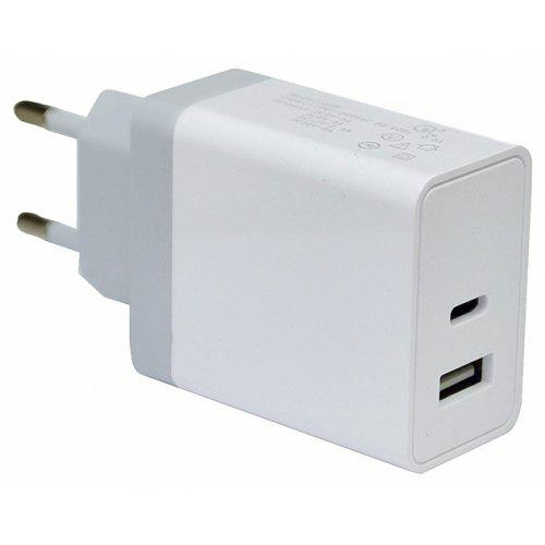 cheap for discount 6ef5f e2e59 Type C PD Charger 2.4A USB Power Adapter Fast Charge EU Plug for iPhone X  iPhone 8 Samsung