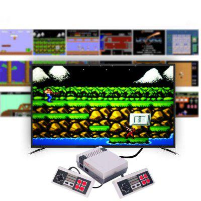 HDMI Port Mini TV Gaming Console Classic 600 Built-in Games 2 Controllers