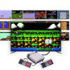HDMI Port Mini TV Gaming Console Classic 600 Built-in Games 2 Controllers - GREY AND DARK GREY
