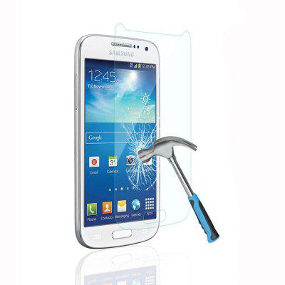 2 Pack 9H Hardnes Screen Protector HD Tempered Glass for Samsung Galaxy S4 Mini
