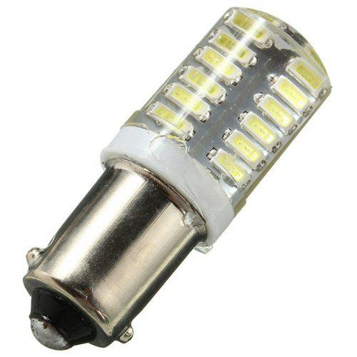BA9S T11 T4W 3014 LED 24-SMD Car Side Light Bulb Interior Lamp White DC 12V