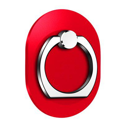 Oval 360 Degree Mobile Finger Ring Holder Mobile Phone Stand