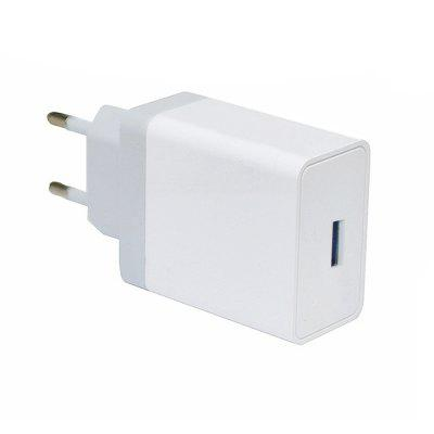 Minismile 12w 5V 2.4A Universal Fast Charge Home USB Power Travel Charger Wall Adapter