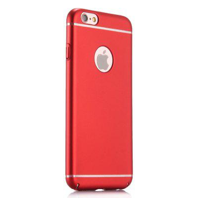 Ultra-Thin Phone Case for iPhone 6 Plus / 6s Plus Matte PC Hard Back Cover fshang vitality series 0 35mm ultra thin pp phone cover for iphone 6s plus 6 plus transparent
