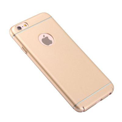 Ultra-Thin Phone Case for iPhone 6 / 6s Matte PC Hard Back Cover sweet bowknot pattern hard back cover pc case for iphone 6 translucent pink