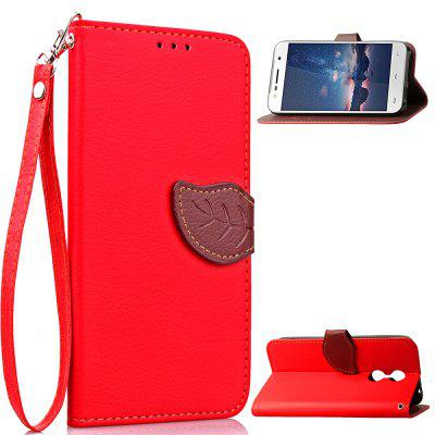 Luxury PU Leather Cover Wallet Phone Case For HOMTOM HT37 Case Flip Back Cover