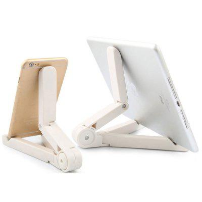 Foldable Adjustable Tablet Holder Portable Fold-up Stand Support Less Than 10.1 inch outdoor traveling camping tripod folding stool chair foldable fishing chairs portable fishing mate fold metal chair