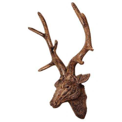 American Home Accessories Deer Head Wall Hanging