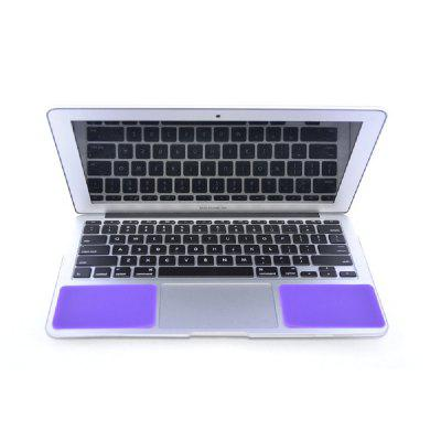 2pcs/Silicone Palm Pads Wrist Rest For MacBook Air/Pro/Retina pro 11 13 15 Laptops For Lenovo Sumsung Asus All Laptop