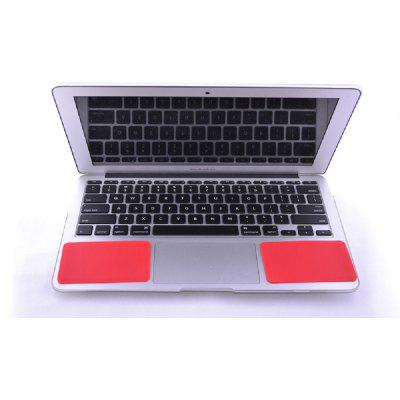 Фото 2pcs/Silicone Palm Pads Wrist Rest For MacBook Air/Pro/Retina pro 11 13 15 Laptops For Lenovo Sumsung Asus All Laptop megoo 13 3 tpu sleeve case cover for microsoft surface laptop 13 5 macbook air pro with retina touch bar 13 xiaomi air