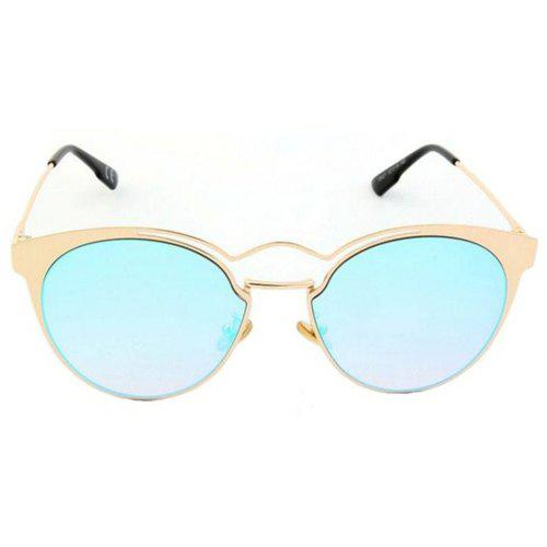 e7056fc0f2 Men Sunglasses Outdoor Chic Round Circle Trendy Glasses Accessory ...