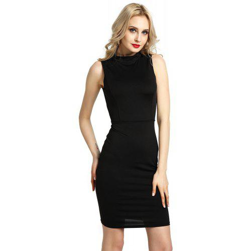 3136488be8 Elegant Womens Office Lady Formal Business Work Party Sheath Tunic Pencil  Dress