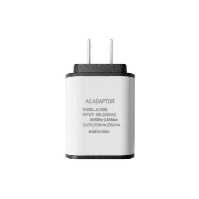 USB Wall Charging Charger US Plug 2.0A AC Power Adapter Wall Charger