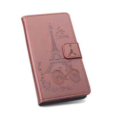 Funda con tapa para Nokia 2 Phone Wallet Leather Funda para teléfono MobiLe Holster