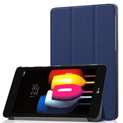 Case Cover for New LG G Pad F2 8 inch Tablet PC Protection LK460 Foldable Leather Jacket free shipping new 10 1 original stand magnetic leather case cover for lenovo ibm thinkpad 10 tablet pc with sleep function