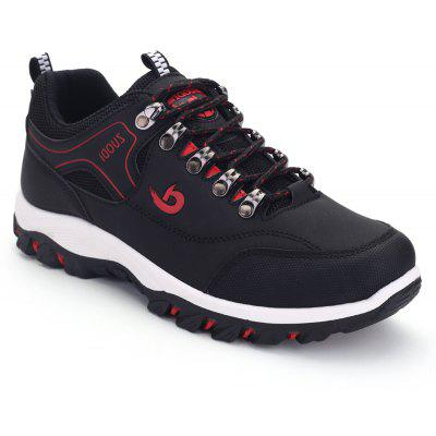 ZEACAVA  Male Simple Ultralight Soft Breathable Hiking Sneakers