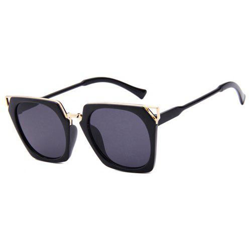 045c9a0aaa Viendo Stylish Oversized Sunglasses With Mirrored Lenses For Women Men Anti  UV Protection Glasses -  7.84 Free Shipping