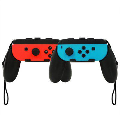 2 Pack Wear-Resistant Joy Con Handle Grips Accessory Kit for Nintendo Switch Joy-Con Grip Controller