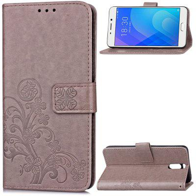 Flip Case for Meizu M6 Note / Meilan Note 6 PU Leahter Wallet Bag Soft Silicone Back Cover