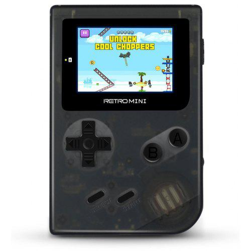 Retro Mini 2 Inches Handheld Game Console with Built-in Gameboy Advance Games