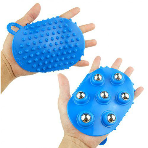 Handheld 360 Degree Spin 7 Piece Steel Ball Roller Slimming Body