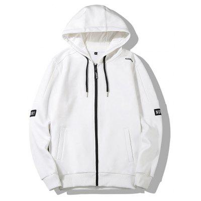 Men's Leisure Hooded Sweatshirt