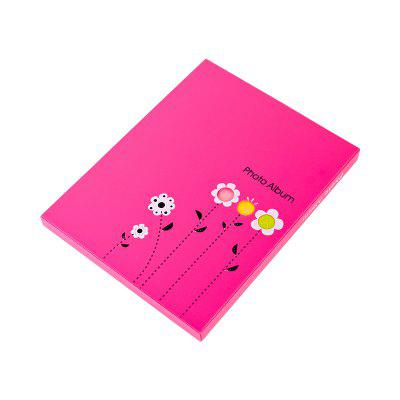 6 Inch Photo Album Postcard Travel Growth Collection 80 Pieces
