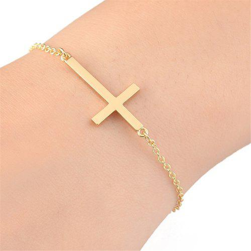Rose Gold GP Infinity Symbol Link Chain Surgical Stainless Steel Ankle Bracelet