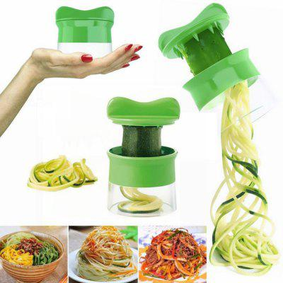 1 pc Spiral  Grater Carrot Cucumber Slicer Vegetable Fruit Cutter Tool