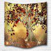 Elf Tree 3D Digital Printing Home Wall Hanging Nature Art Fabric Tapestry for Bedroom Living Room Decorations - COLORMIX