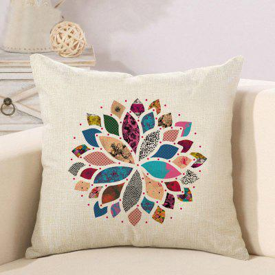 Modern Style Abstract Patroon Pillow Case voor Bank voor Home Decoration