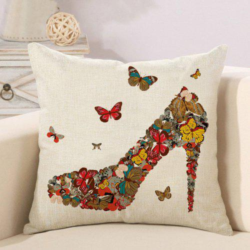 Miraculous Beauty Flower And Butterfly Decoration Couch Pillow Case For Bedroom Forskolin Free Trial Chair Design Images Forskolin Free Trialorg